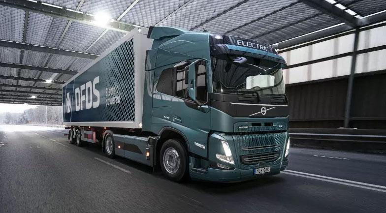 Volvo Trucks ontvangt recordorder voor elektrische vrachtwagens