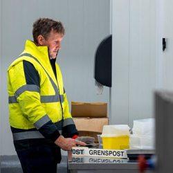Nieuwe grenscontrolepost voor dierlijke producten in North Sea Port